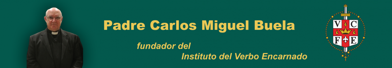 Padre Carlos Miguel Buela, IVE
